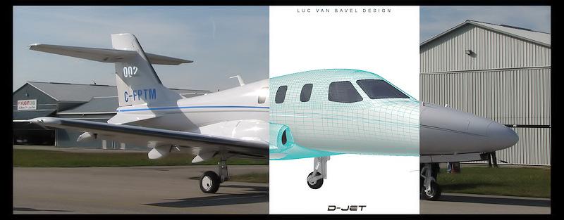 D-Jet con Rhino